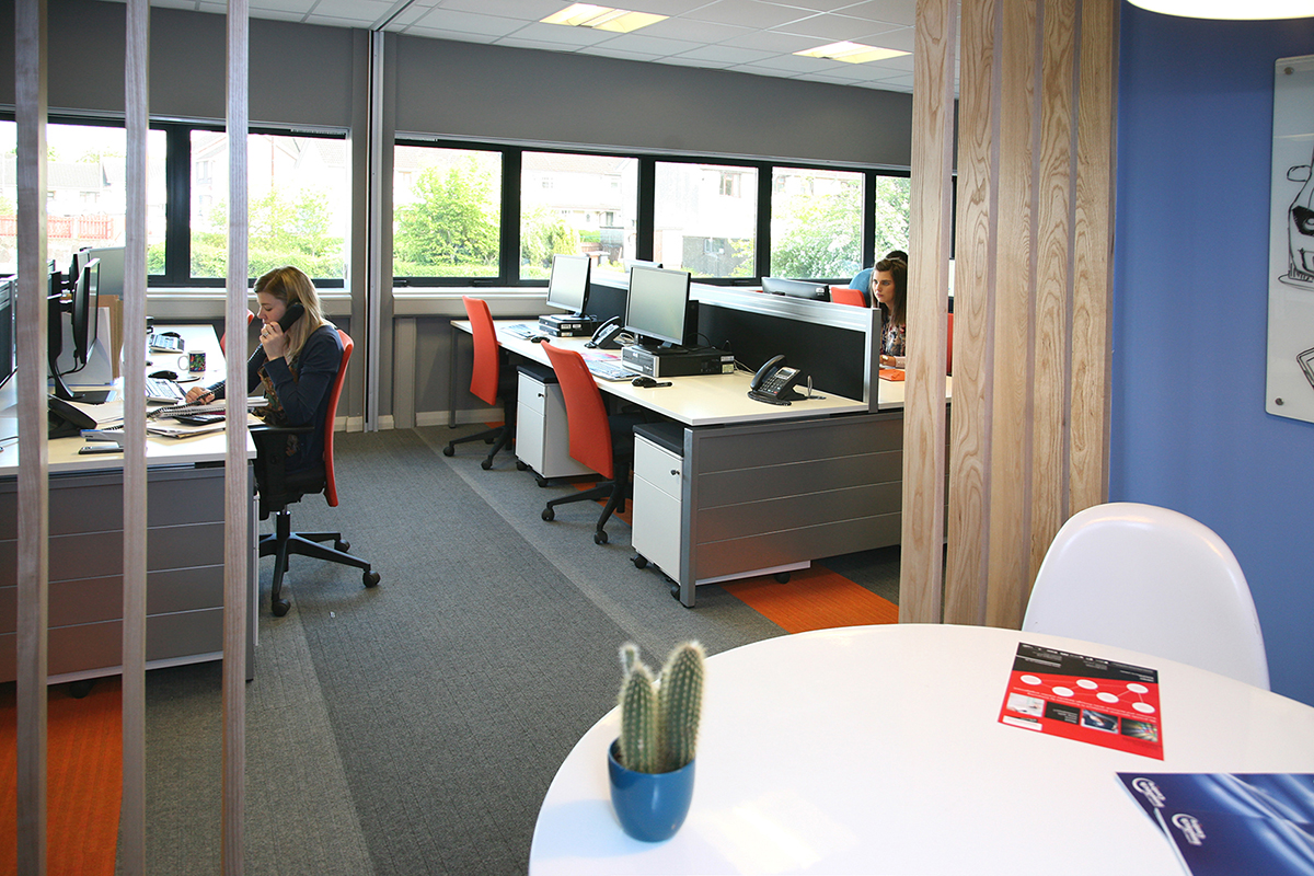 South West College General Office 3