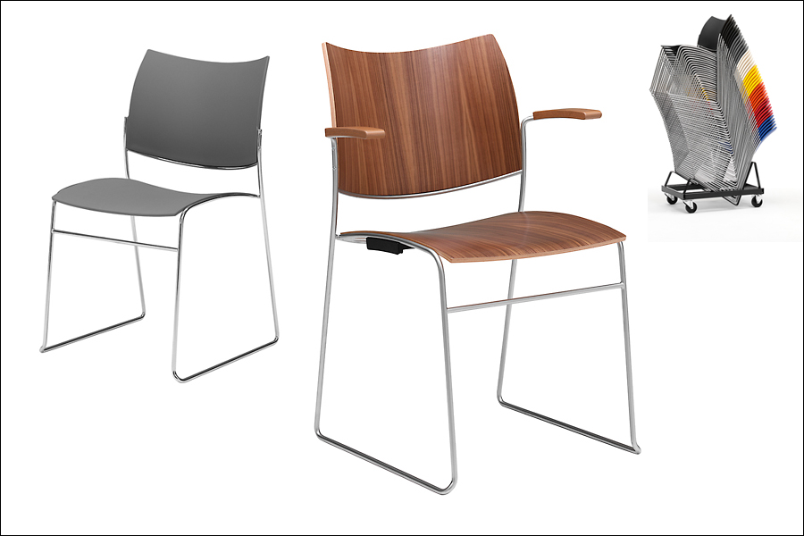 Curvy Chair Desks International Your Space Our Product