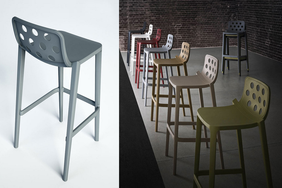 Isidora High Stool