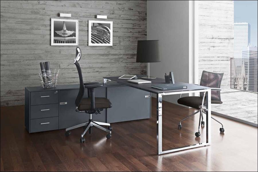 L System Lpo Desk Desks International Your Space Our