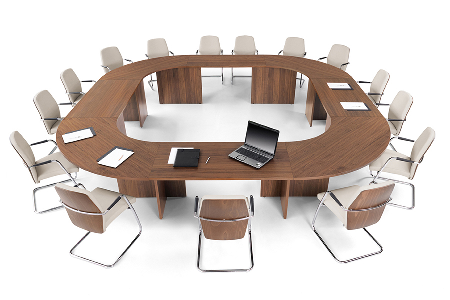 Multimeeting Table Desks International Your Space Our Product - Boardroom table accessories