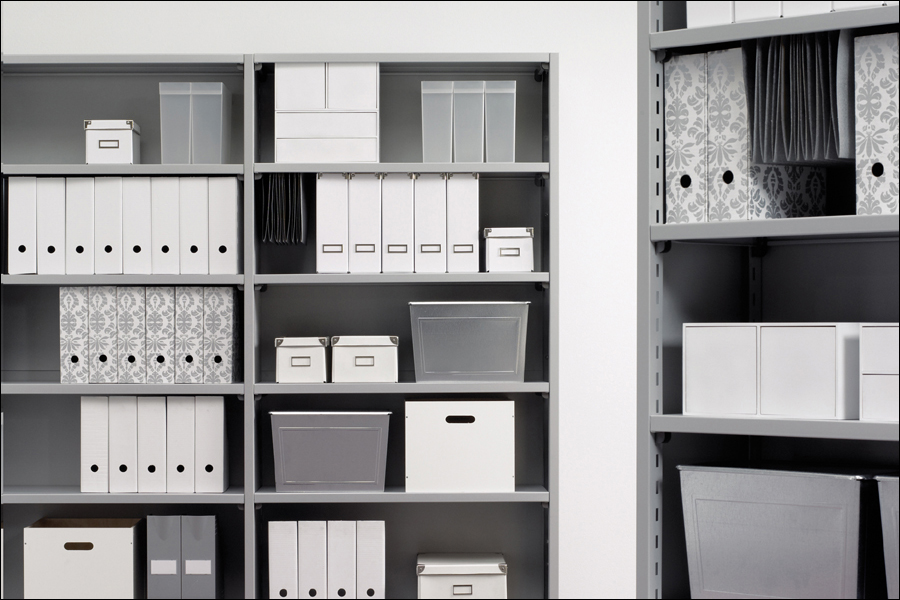 office storage shelves inspiration