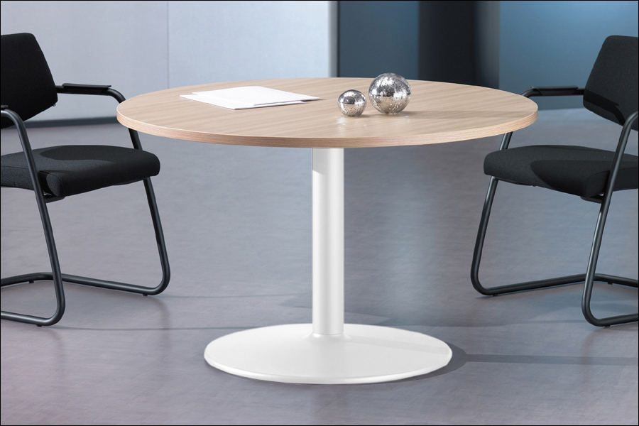 Round Meeting Table Desks International Your Space Our Product - Small round meeting table