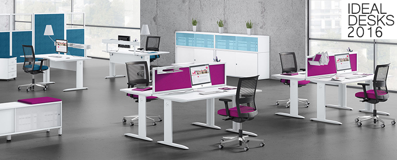 NEW Ideal Desks