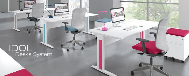 NEW Idol Desks