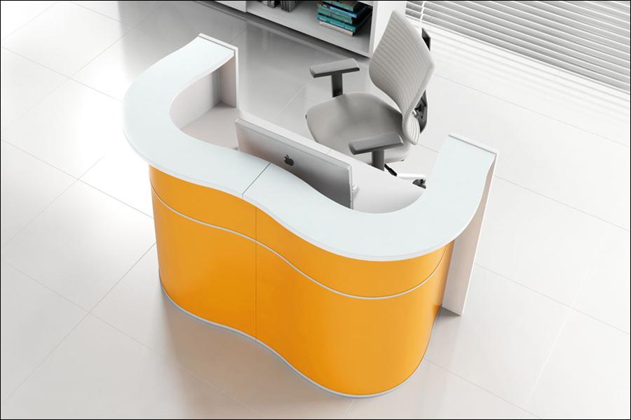 Wave Reception Unit Desks International Your Space