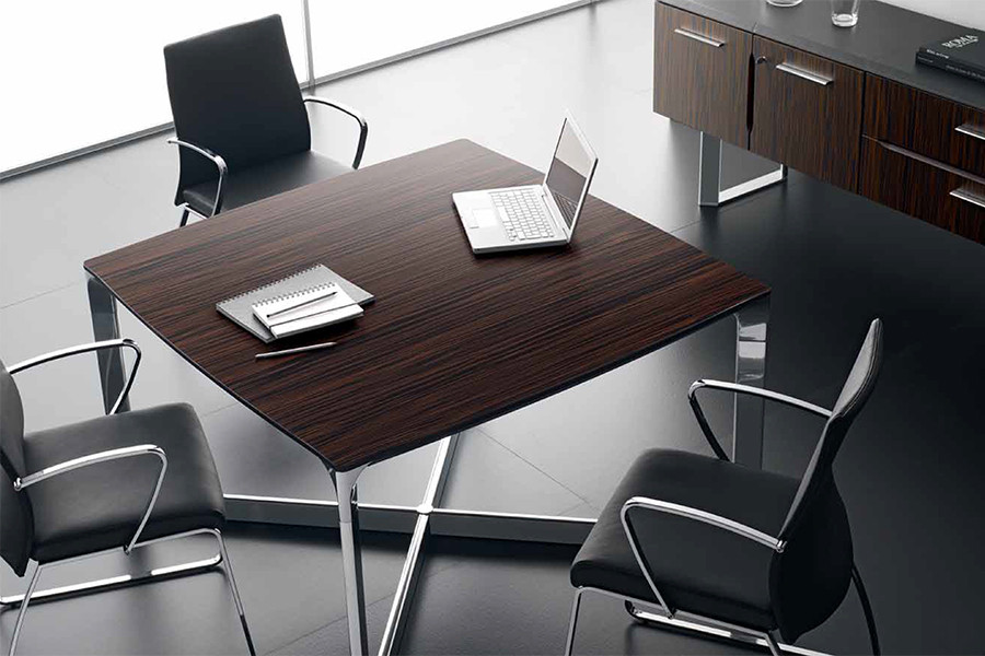 DHOW Executive Meeting Desks International Your Space Our - Square meeting table