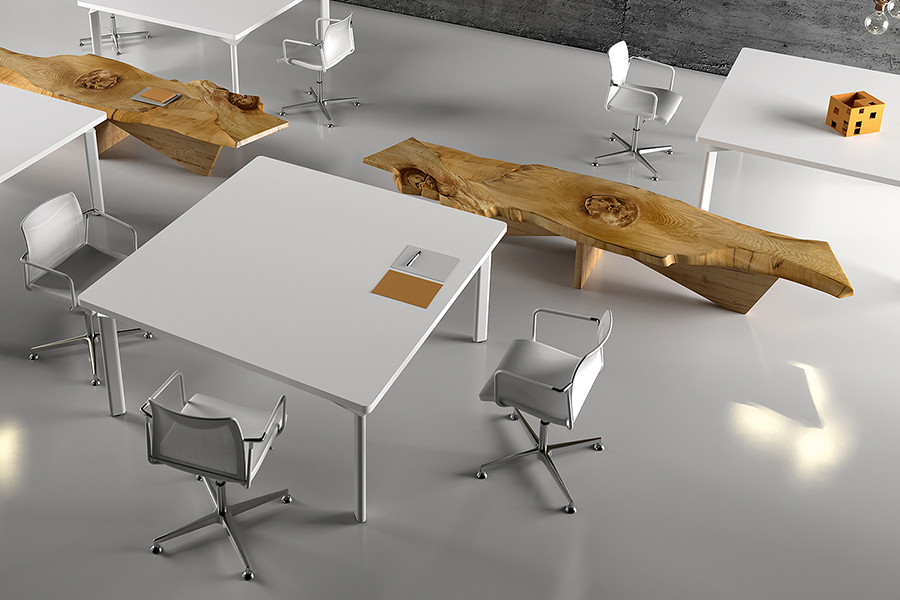 Joy-Line Square Meeting Table
