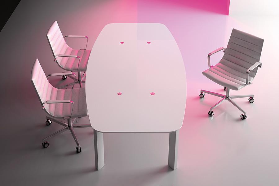 Metra Meeting Table Desks International Your Space