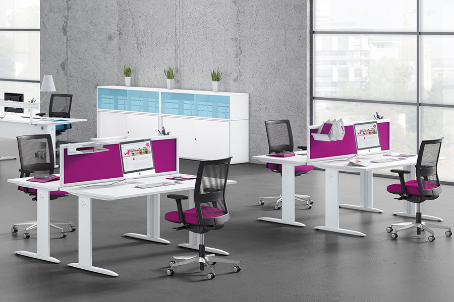 Ideal - Desks System1L